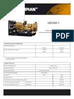 Data Sheet GES500