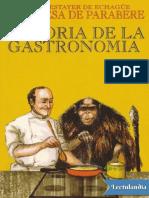 Historia de la Gastronomia - Maria Mestayer de Echague.pdf