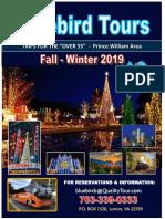 Fall_Winter 2019 Bluebird Schedule