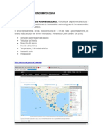 Fuentes de Informacion Climatologica