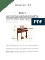 EL PIANO,,
