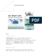 Stayve+AC+Stem+Cell+Gold+Ampoule