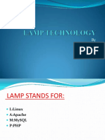 Lamp Technology