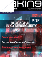 Blockchain in Cybersecurity Preview