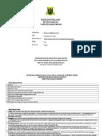 Daftar Nilai PKN Kls 7