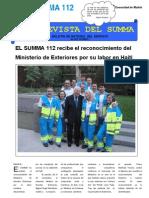 La Revista Del SUMMA Numero 1