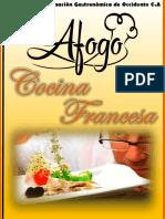 Guia Cocina Francesa