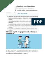 Permisos a los trabajadores para citas médicas.docx