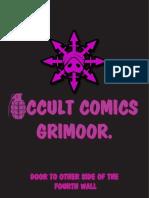 Occult Comics Grimoor-En
