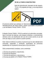 Clase 6 - Utilización de La Tonfa o Bastón Pr24