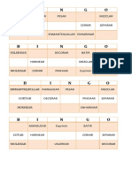 bingo vocabulario tecnico