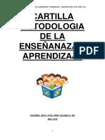 Metodologia de La Ensenanza y Aprendizaje