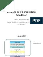 Genetika Dan Bioreproduksi Kebidanan