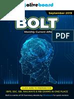 Bolt September 2019