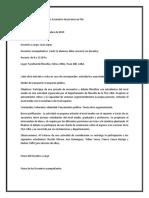 Formulario Para Salidas Didácticas Encuentro en Filo