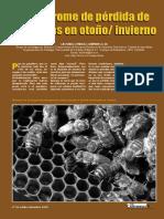 El Colmenar-N96-OCTUBRE-DICIEMBRE-2009-El sindrome de perdida de colmenas en oto+¦o-invierno-7p