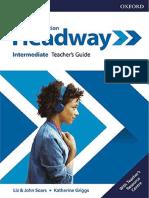 Headway Intermediate 5th edition Teachers Guide.pdf