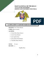 Informe Final Hiperinflacion
