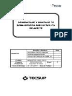 Monatje y Desmontaje Por El Metodo Inyeccion de Aceite