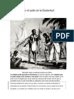 El Impactante Rol Judío en La Esclavitud
