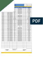 Planilla Retorno Dhl 091-24