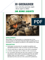 Ring Sight GL sight
