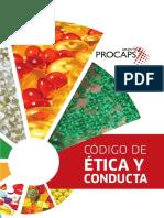 Codigo Etica Grupo Procaps