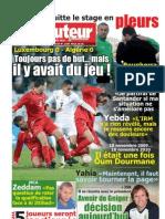 LE BUTEUR PDF du 18/11/2010