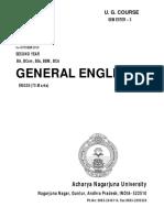 ENGLISH SEMESTER 3