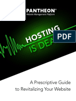 Hosting is Dead Pantheon eBook