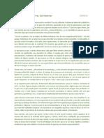 Huberman, La Ineluctable Escision Del Ver. Ficha resumén