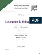 381283827 Informe 7 Calor de Vaporizacion