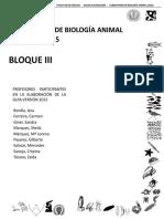 BIOLOGIA ANIMAL VERTEBRADOS