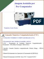 Introdução ao CNC - Operação de torneamento Com Comando FANUC
