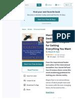 Manifest Your Destiny by Wayne W. Dyer - Book - Read Online