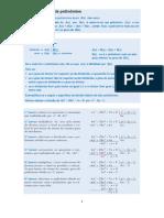 Explicação polinomios