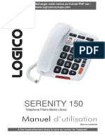 Serenity 150 Manuel Utilisateur FR V2