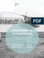 (Performance Philosophy) Paula Hildebrandt et al (eds.) - Performing Citizenship_ Bodies, Agencies, Limitations-Palgrave Macmillan (2019).pdf
