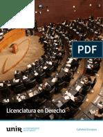 LI Derecho Mx