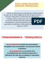 Termoquímica - Termodinámica