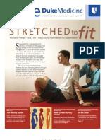 Inside Duke Medicine - August 2008 (Vol. 17 No. 8)