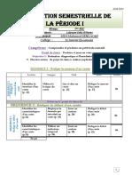 Répartition Annuelle -Période I Manuel Parcours Version 2017