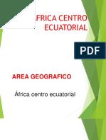 Africa Centro Ecuatorial