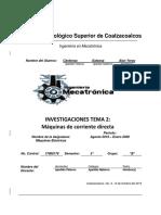 Investigacion 2-2 Maquinas Electricas