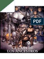 La Casa de Los Ancestros - La Casta de Los Metabarones