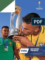 Informe mundial futbol playa 2017