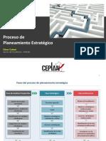 Fases Del Proceso de Planamiento Estratégico_Clase No 5