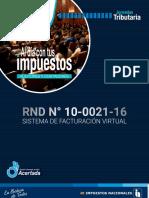 El sistema de facturacion virtual en bolivia