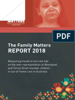 Family Matters Report 2018