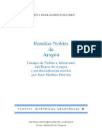 Familias Nobles de Aragon
